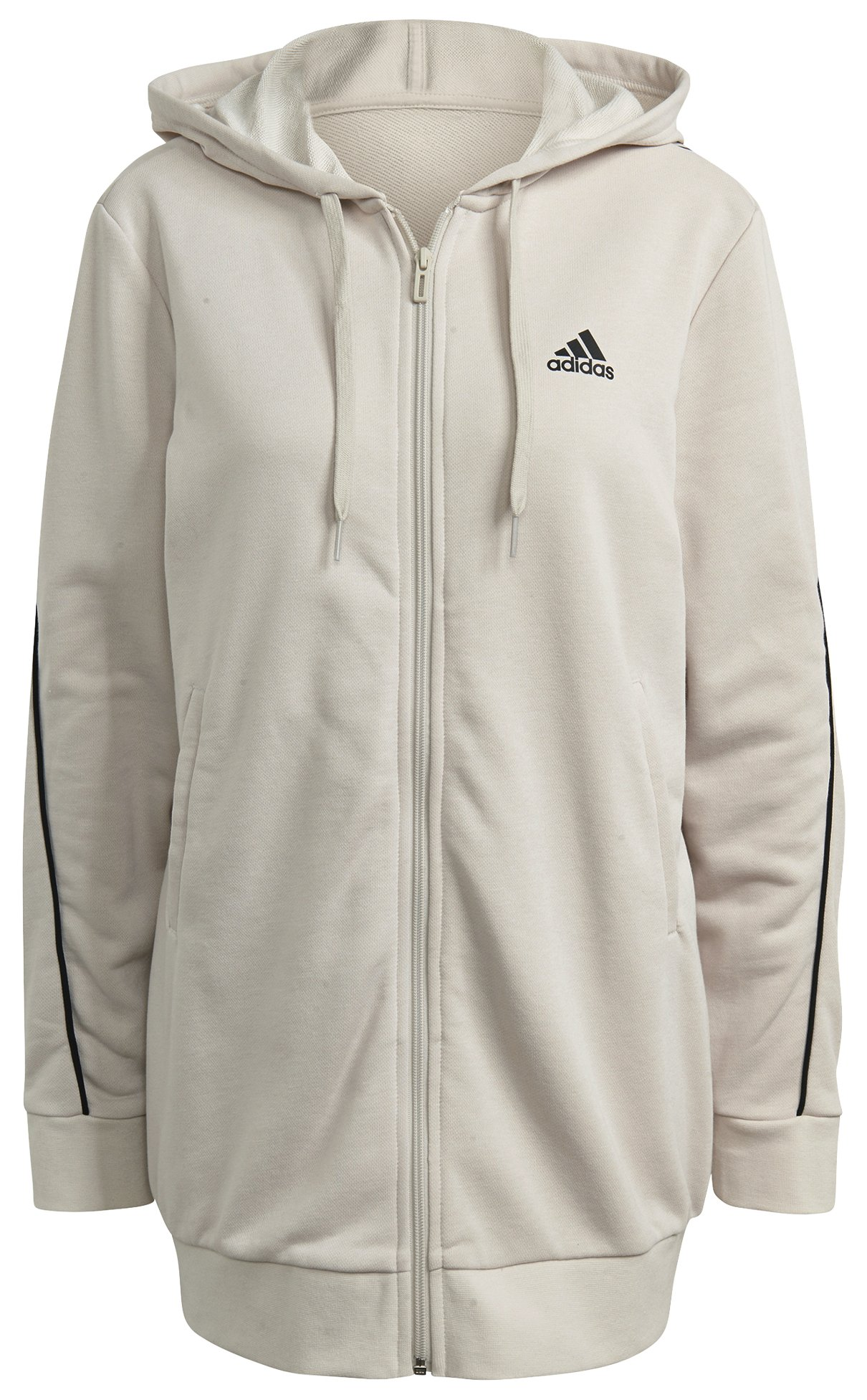 Adidas Essentials Giant Full Zip Hoodie M