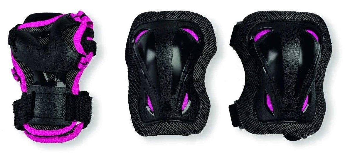 Rollerblade Skate Gear 3 Pack Junior 400