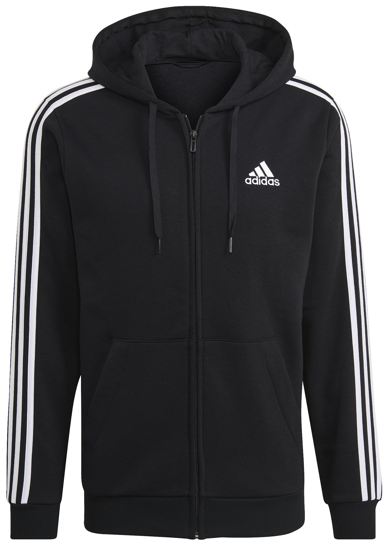 Adidas Essentials Full-Zip Hoodie M M