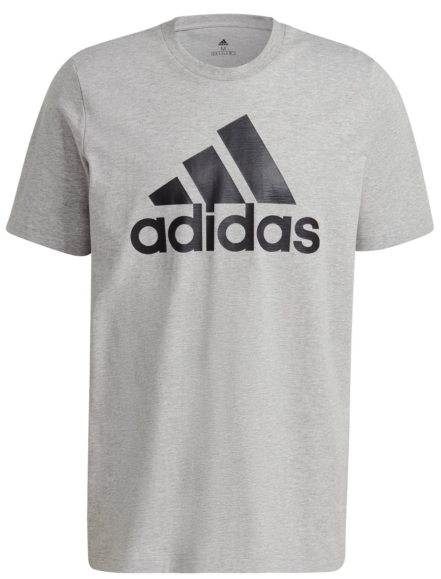 Adidas Essentials Big Logo Tee S