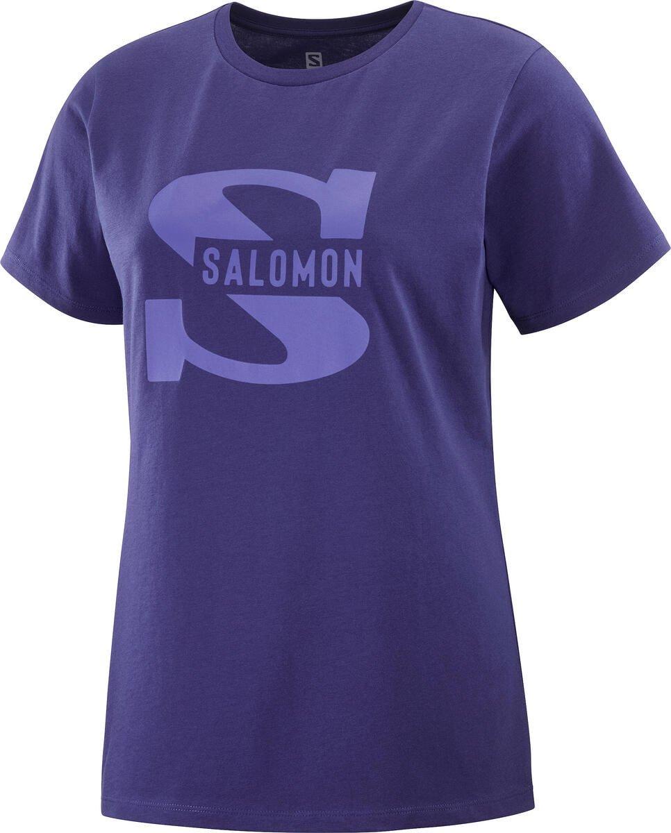 Salomon Outlife Big Logo Tee W S