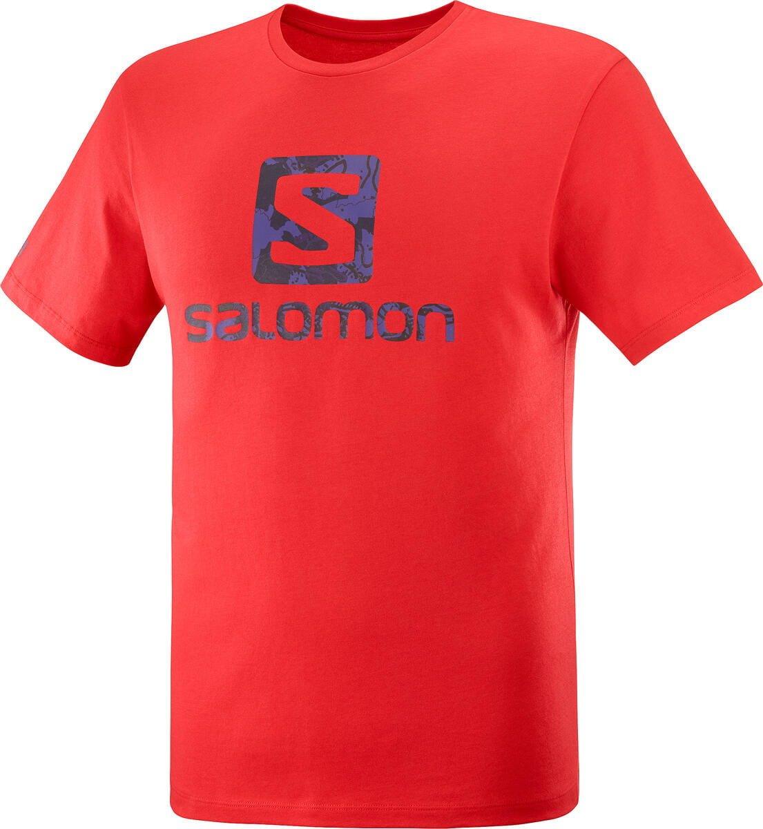 Salomon Outlife Logo SS Tee M S