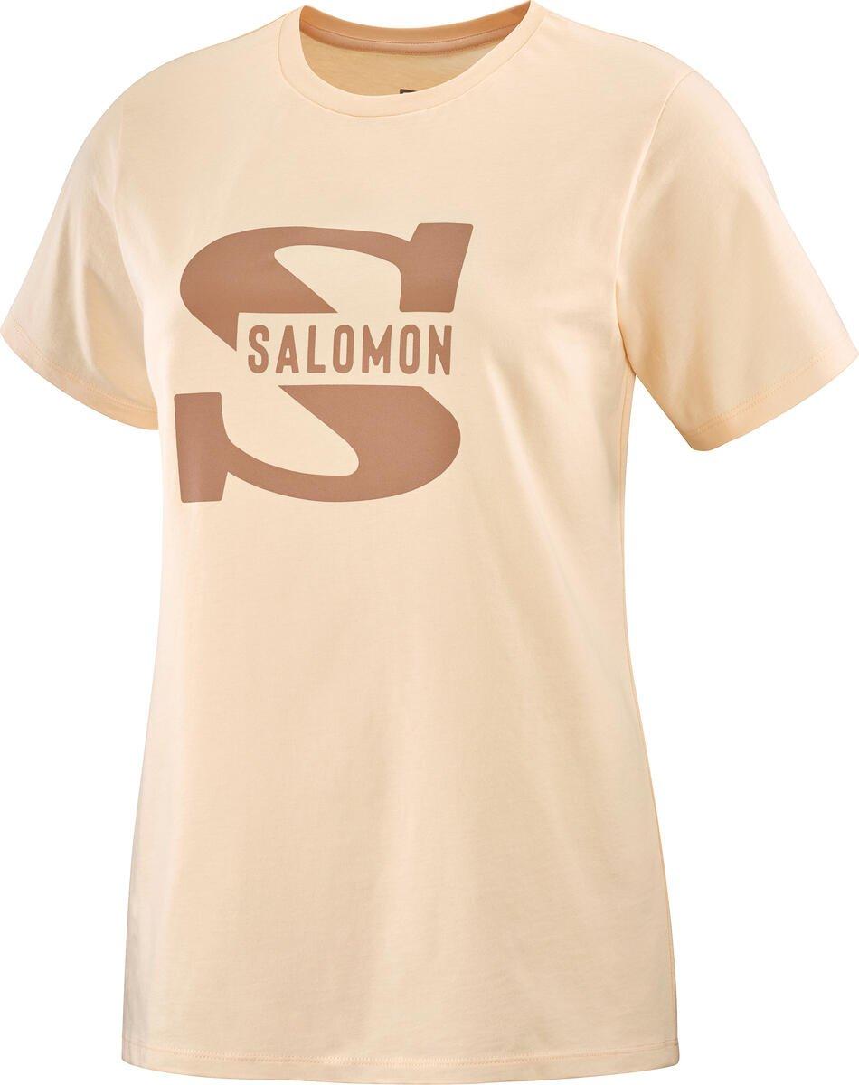 Salomon Outlife Big Logo Tee W XS