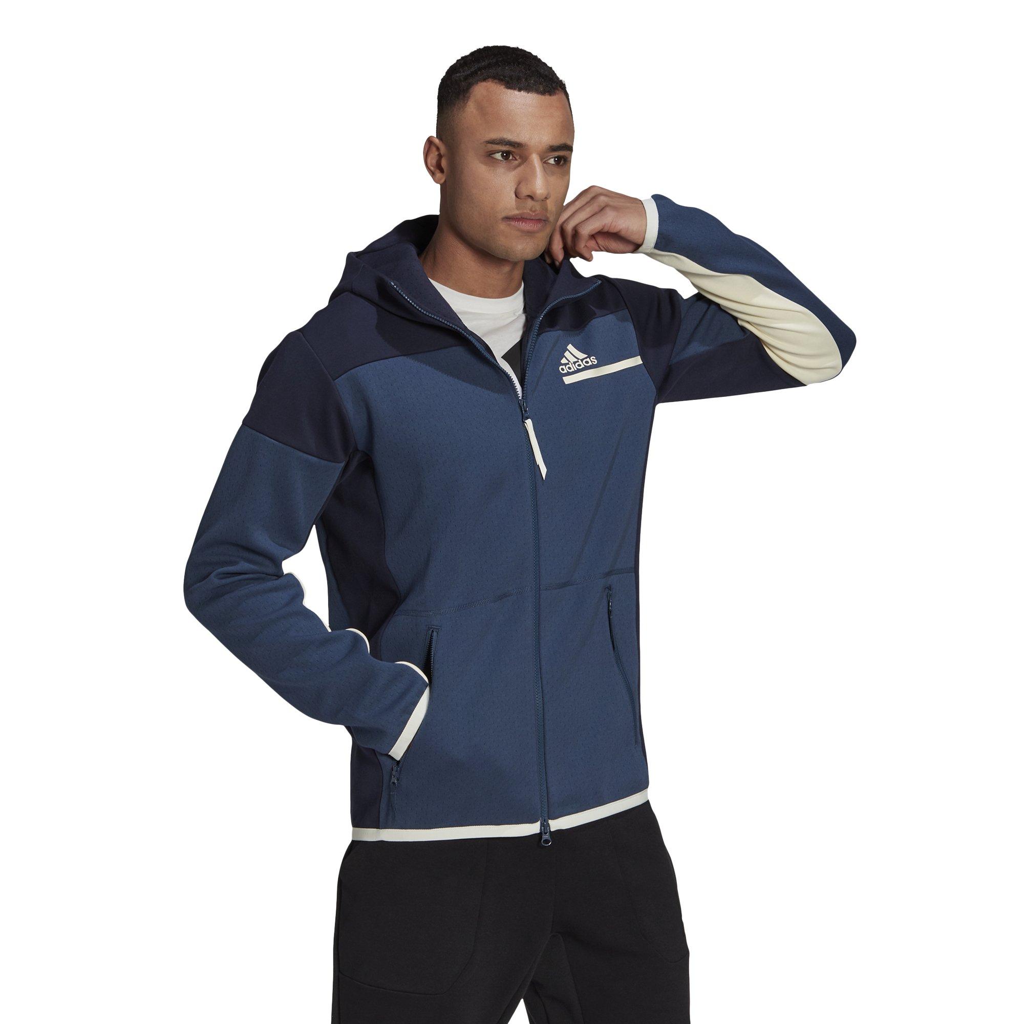Adidas Z.N.E. Full-Zip Hoodie S