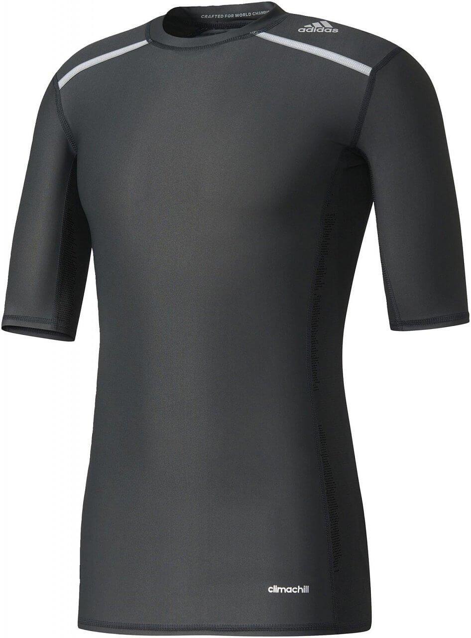 Adidas Techfit Chill Short Sleeve Tee XS