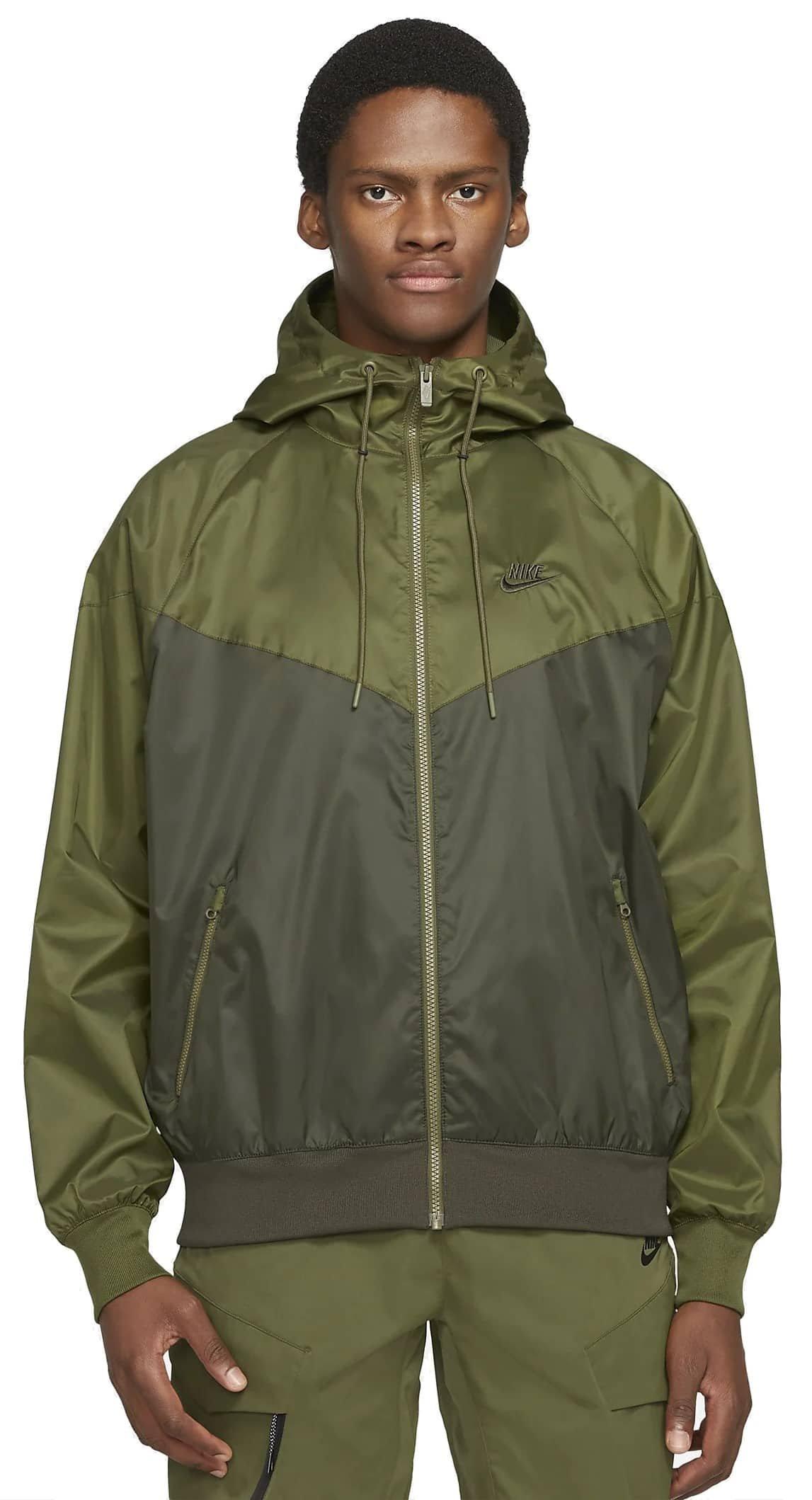 Nike Windrunner Hooded Jacket M S