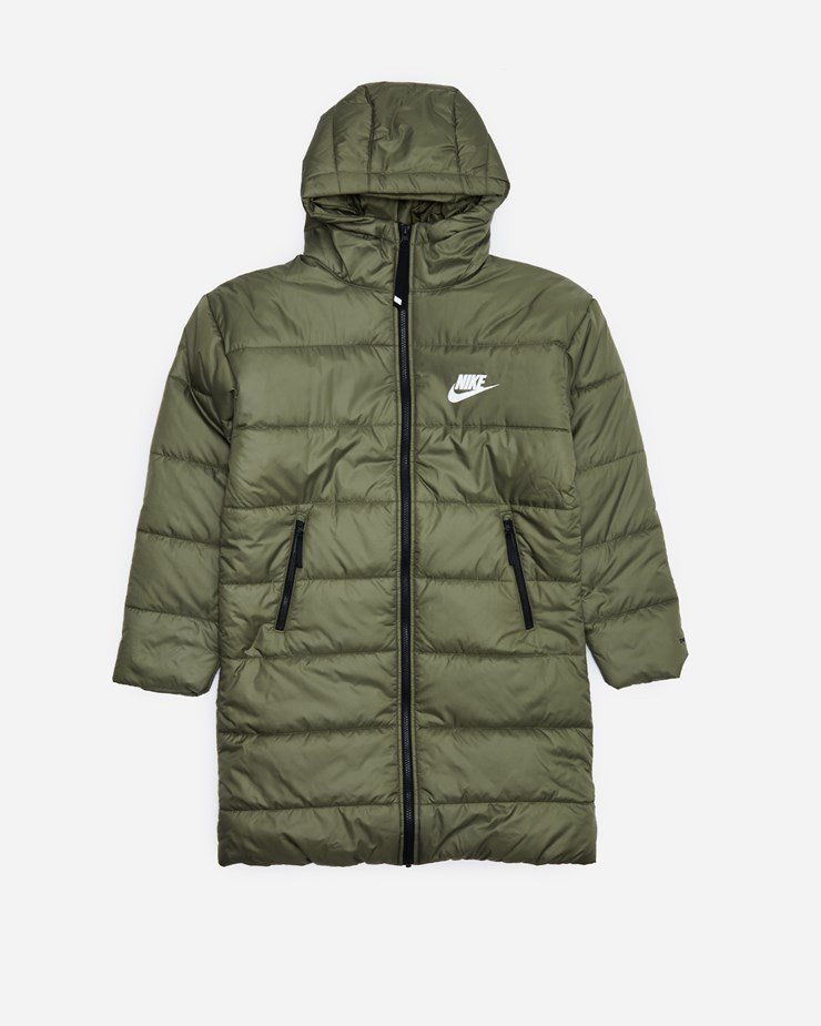Nike W NSW Therma-Fit Repel Classic Hooded Jacket S