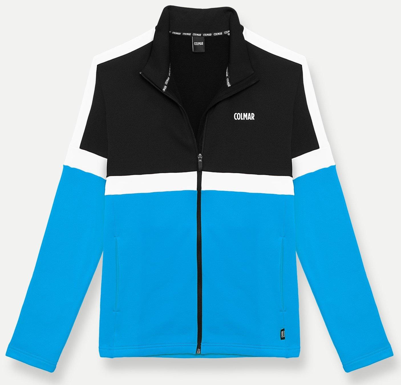 Colmar Colourblock FZ Ski Sweatshirt M XXL