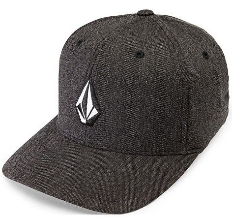 Volcom Full Stone Heather Flexfit S/M