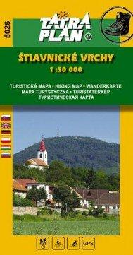 Štiavnické vrchy 1:50 000, SJ