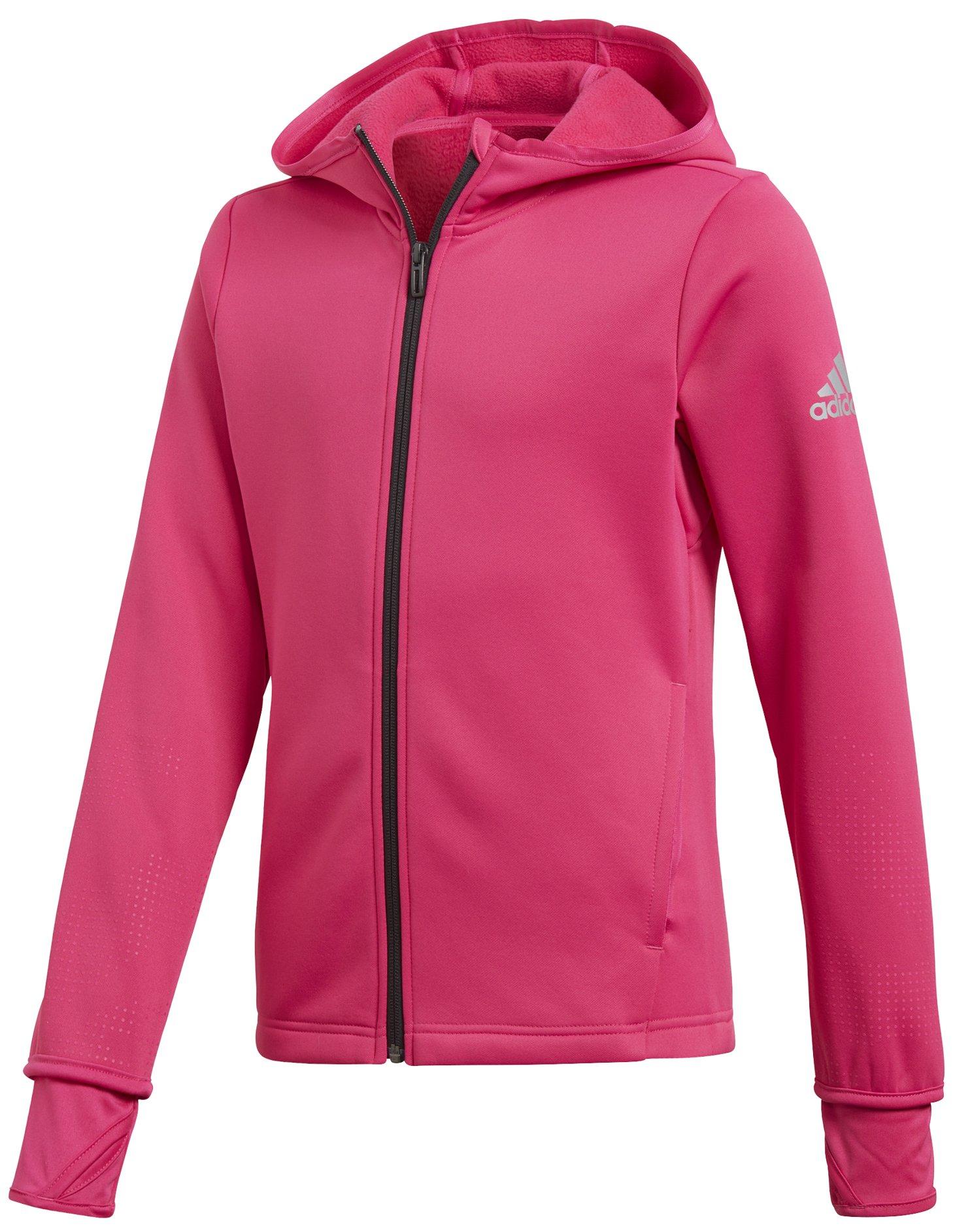 Adidas Full Zip Climawarm Hoodie - Sportby 6d2af1b267a