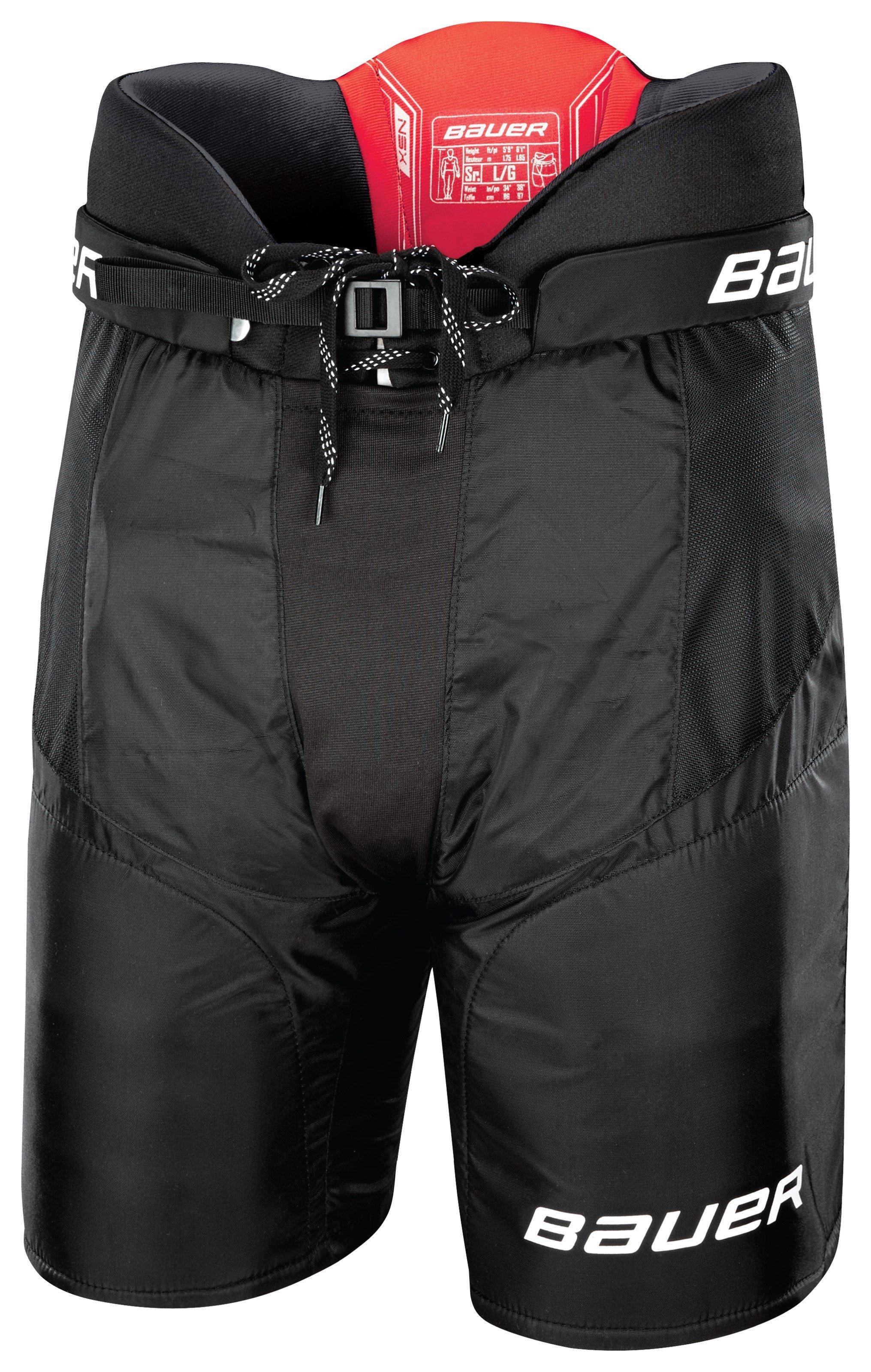 BAUER S18 NSX PANTS JR M