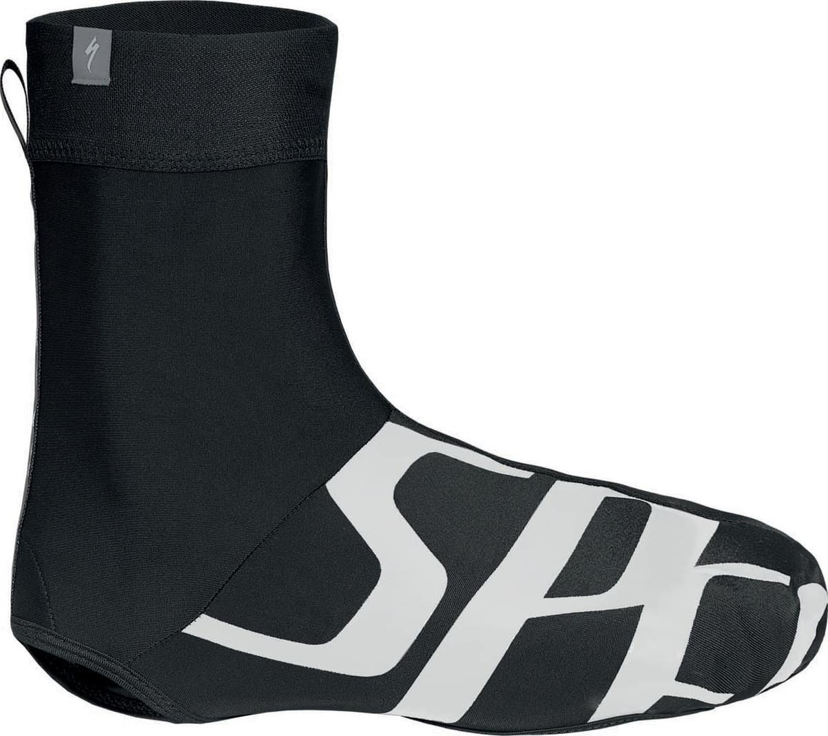 Specialized Elasticized Shoe cover w/Logo S