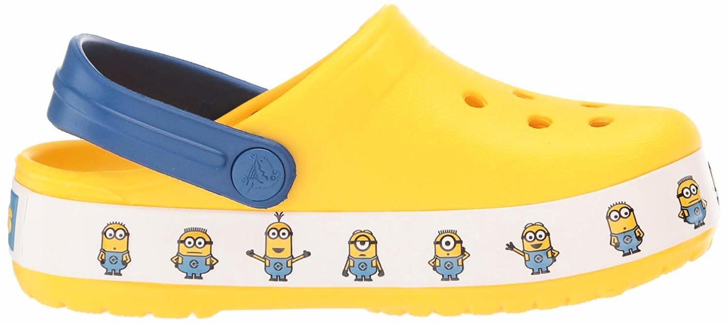 Crocs Fun Lab Minions Multi Clog 34-35 EUR