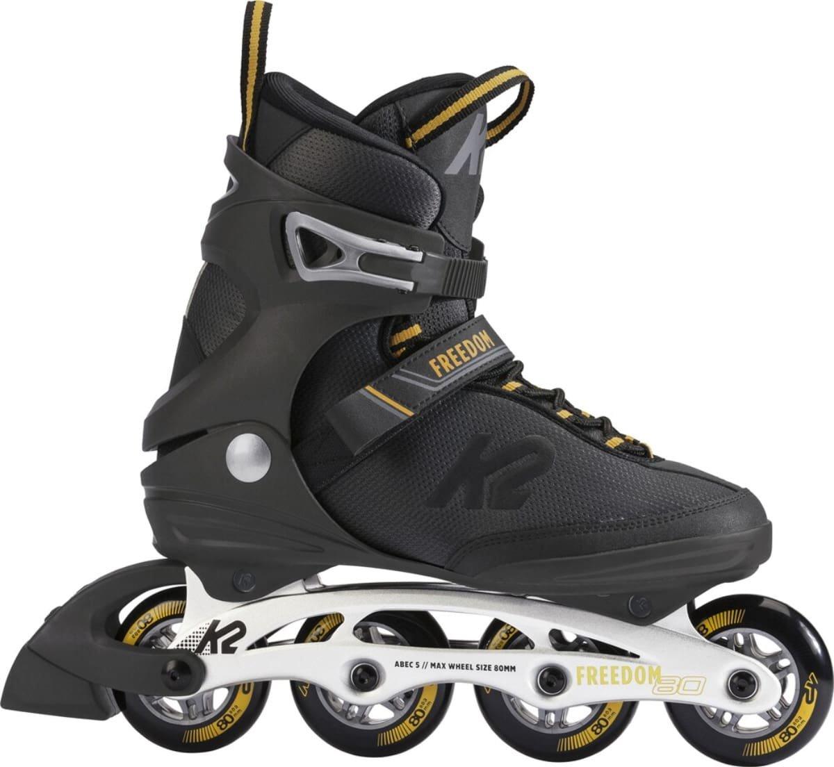 K2 Freedom Inline Skates 80mm M 41,5 EUR