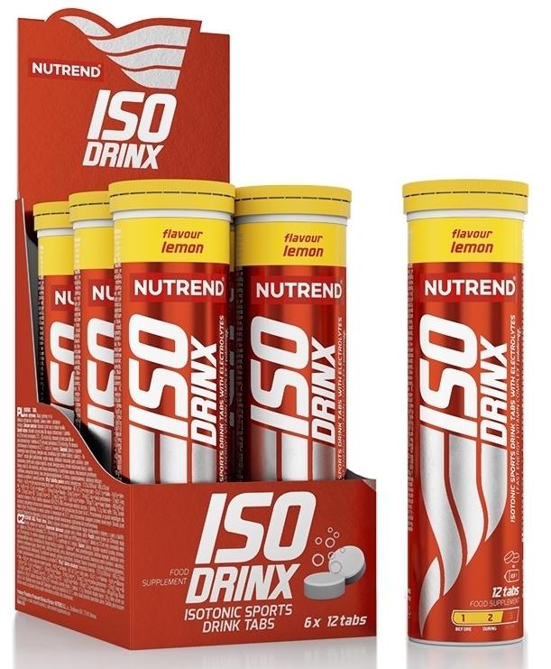 Nutrend Isodrinx Tabs 136g