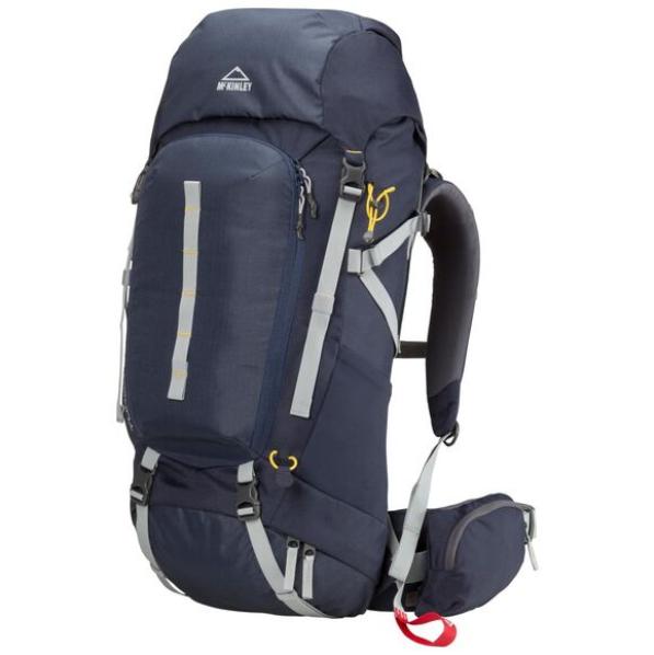 McKinley Touristic Backpack Yukon 55+10 RC