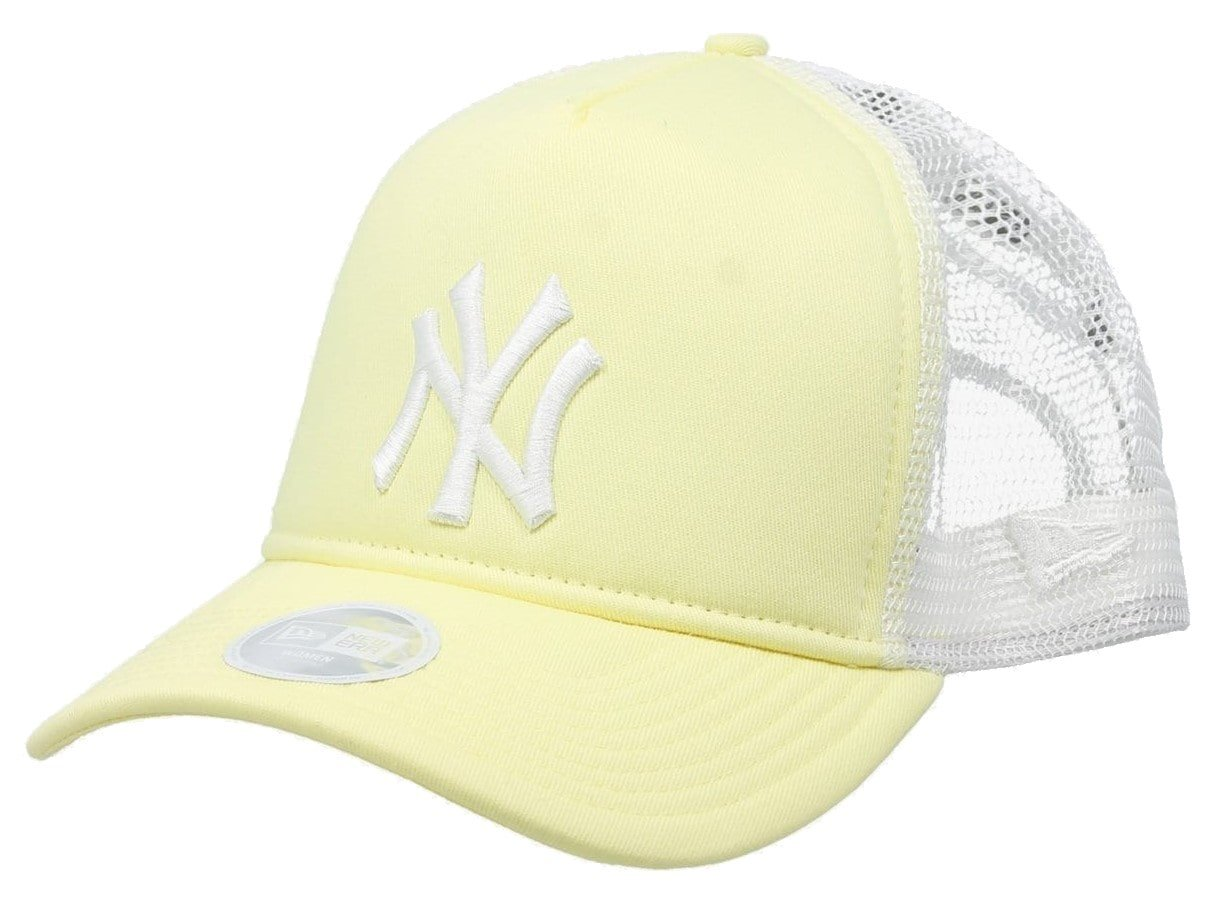 New Era Trucker NY Yankees Wmns