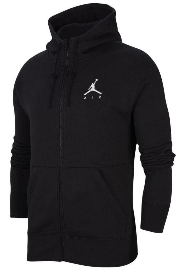 Nike Jordan Jumpman Air M Fleece Full-Zip Hoodie M