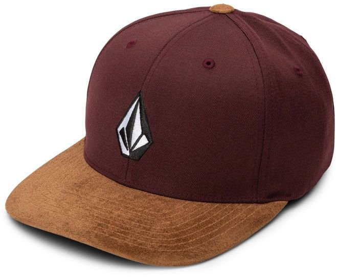Volcom Full Stone Heather Xfit Cap S/M