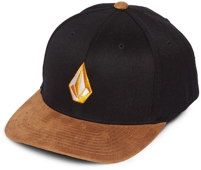 Volcom Full Stone Heather Xfit Cap L/XL