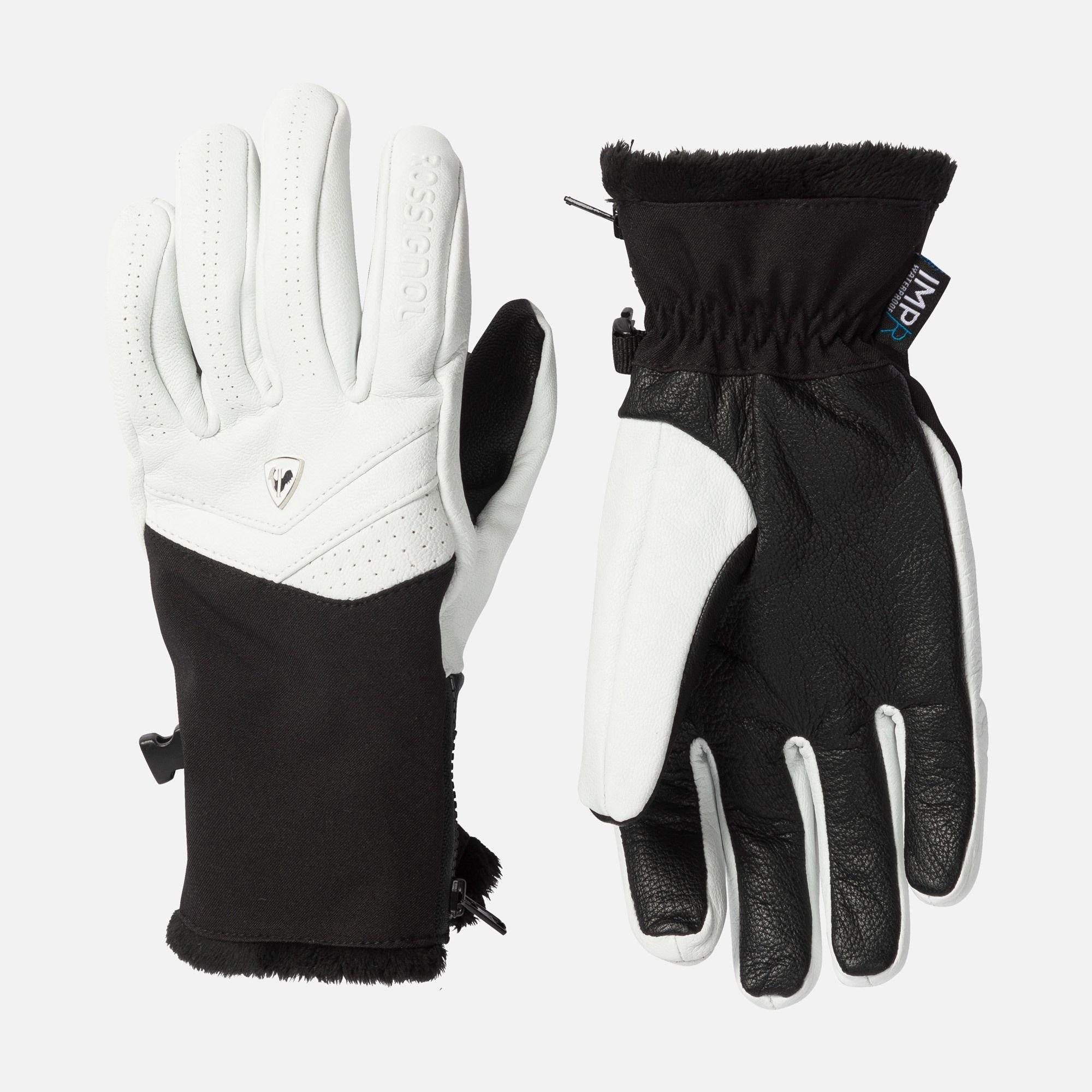 Rossignol W Elite Leather IMPR Gloves S