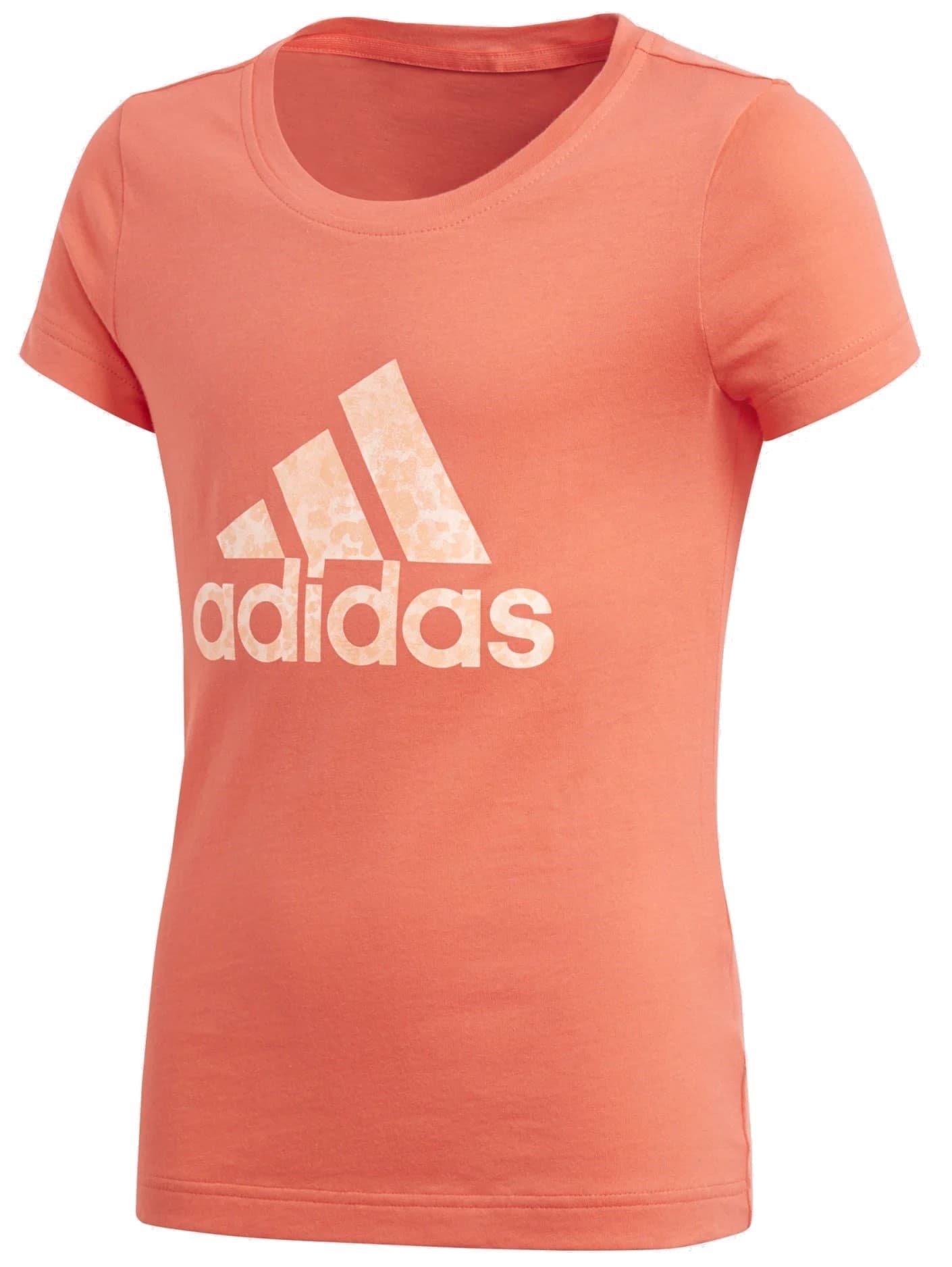 Adidas Essentials Performance Logo Tee Girl 116